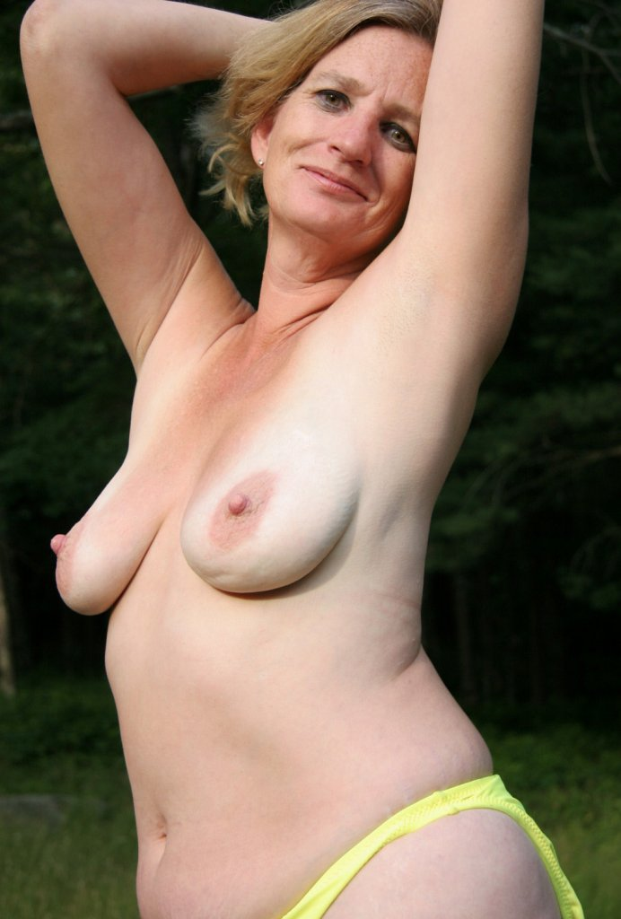 Nackte Cougars